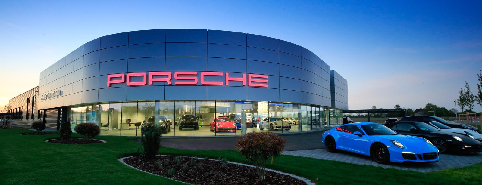 Porsche Centre Landau