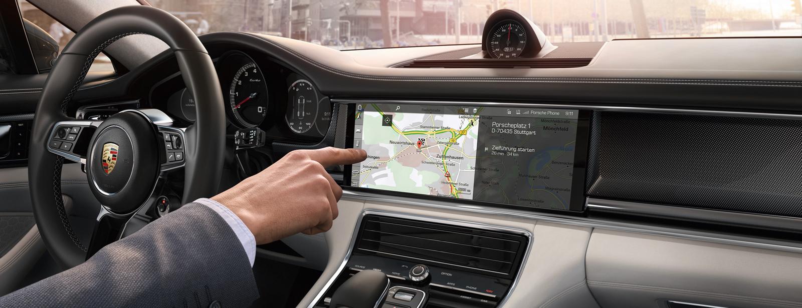 Serviceangebote | Navigations-Update